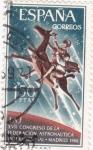 Stamps Spain -  XVII congreso astronáutica (20)