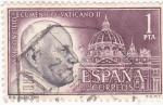 Sellos de Europa - España -  s.s. Juan XXIII  (20)