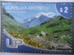 Stamps Argentina -  UP-P.P. Aconcagua -Mendoza