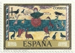 Stamps of the world : Spain :  CÓDICES. BEATO DE LA SEU D´URGELL. EDIFIL 2284