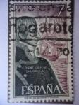 Sellos de Europa - España -  Ed:2308- Personajes Españoles- Cosme Damian CHurruca.
