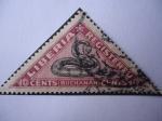 Stamps : Africa : Liberia :  Serpiente (Buchanan)- (Serie de 5 Sellos)