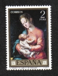 Sellos de Europa - España -  Día del Sello. Luis de Morales