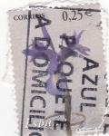 Sellos de Europa - España -  la flor y el paisaje (20)