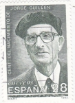 Sellos de Europa - España -  centenario del nacimiento Jorge Guillén  (20)