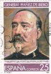 Sellos de Europa - España -  general Ibáñez de Ibero (20)
