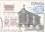 Stamps Spain -  Horreo (20)