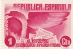 Sellos de Europa - España -  XL aniversario de la asociación de prensa de Madrid (20)