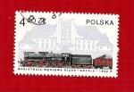 Stamps Poland -  Ferrocarriles del carbón polaco (Magistrala Weglowa)