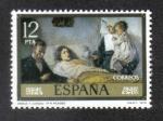 Sellos de Europa - España -  Ciencia y Caridad (Pablo Ruis Picasso)