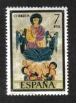 Stamps Spain -  Códices, Beato Real Academia de la Historia