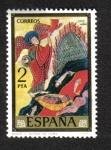 Sellos del Mundo : Europa : España : Códices, Beato C. Burgo de Osma