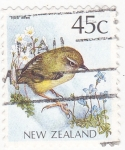 Stamps New Zealand -  ave