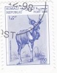 Sellos de Africa - Somalia -  Tragelaphus