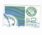 Sellos del Mundo : America : México : México exporta: Abulón