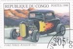Sellos de Africa - República del Congo -  Ford -1932