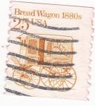Stamps United States -  carromato