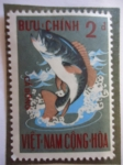 Stamps : Asia : Vietnam :  Buu-Chinh.