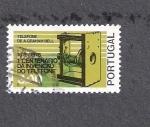 Sellos de Europa - Portugal -  Centenario de la invención del teléfono