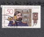 Sellos de Europa - Alemania -  100 años del teléfono en Alemania