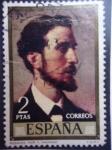 Sellos de Europa - España -  ED.2204 - Día del Sello- Rosales -Pintura de F.Madrazo.