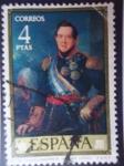 Sellos de Europa - España -  Ed:4149- M. de Castelldosrrius- Pintura de Vicente López.