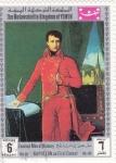 Stamps Yemen -  Napoleón consul