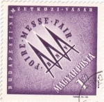 Stamps Hungary -  MM
