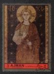 Stamps United Arab Emirates -  Ajman, San Marcos