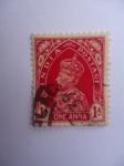 Stamps India -  George VI - India Inglesa.