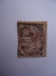 Stamps : Europe : United_Kingdom :  Reina Victoria - Postage and Inland Revenue