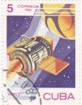Sellos de America - Cuba -  aeronáutica-Mars 2