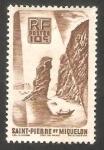 Sellos del Mundo : America : San_Pierre_&_Miquelon : 325 - Roca de Langlade