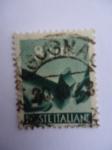 Stamps Italy -  Martillo que rompe las Cadenas - DemocraciaPoste Italiane.