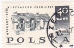 Sellos de Europa - Polonia -  Varsobia- Grob Nieznanego