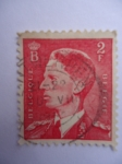 Stamps Belgium -  Balduino I de Bélgica.
