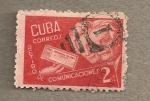Sellos de America - Cuba -  Pensiones de comunicaciones