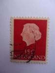 Sellos de Europa - Holanda -  Reina Juliana Regina (1909-2004) (Tipo en perfil)