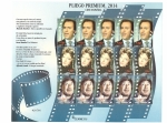 Stamps Spain -  Pliego premium 2014