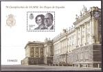 Sellos de Europa - España -  75 cumpleaños