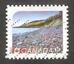 Stamps Canada -  Parque Nacional de Miguasha
