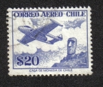 Stamps Chile -  Correo Aéreo