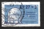 Stamps Chile -  Kopernikus