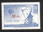 Stamps Chile -  Entel Chile Remarcada