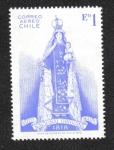 Sellos del Mundo : America : Chile :  Virgen del Carmen