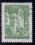 Sellos de Europa - Hungría -  Hungría-cambio