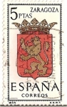 Sellos de Europa - España -  España Correos / Zaragoza / 5 pecetas