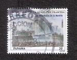 Sellos de America - Panamá -  Bicentenario de la Revolución Francesa