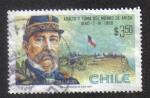 Sellos del Mundo : America : Chile : Gen. Pedro Lagos