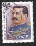 Sellos de America - Chile -  Capt. José Luis Araneda
